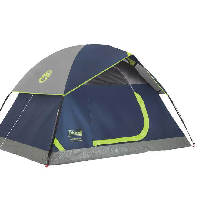 Coleman 2000034546 2 Person Sundome Tent - Navy Blue/Gray