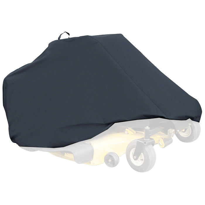 Classic Accessories 73997 Black Heavy Duty Zero Turn Mower Cover - Medium