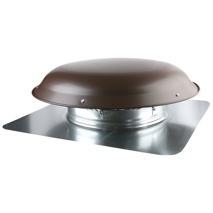 Maxx Air CX4000AABR 1,600-CFM Aluminum Power Attic Roof HD Ventilator Dome