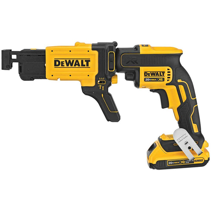 DeWALT DCF6202 Collated Drywall Screw-Gun Magazine Attachment for DCF620