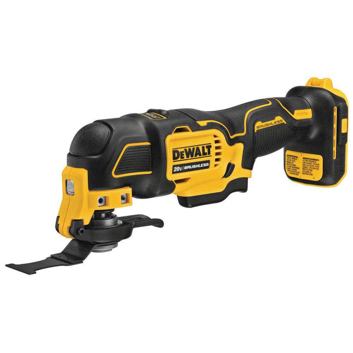 DeWALT DCS354D1 20V MAX XR Oscillating Multi Tool Kit w/ Battery, Charger, Blade