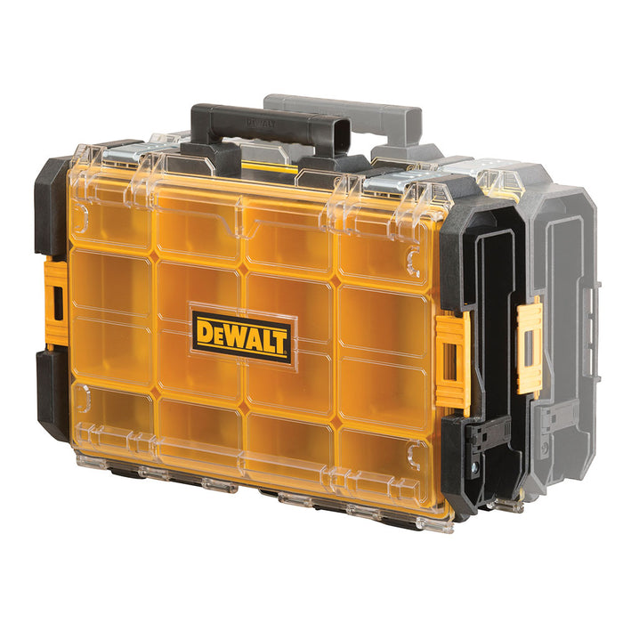 DeWALT DWST08202 TOUGHSYSTEM Robust Stacking Organizer
