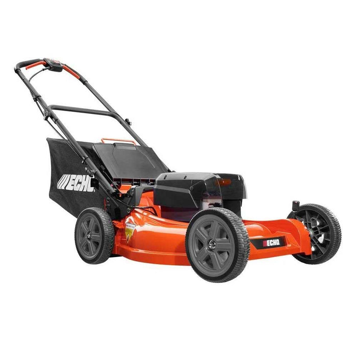 "Echo CLM-58V4AH 58V 21"" Composite Deck Cordless Brushless Heavy Duty Lawn Mower"