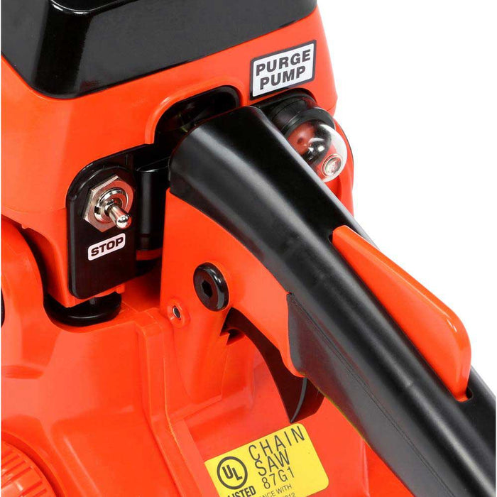 "Echo CS-400-18 40.2cc 18"" 2 Stroke Gas Heavy Duty Rear Handle Chainsaw"