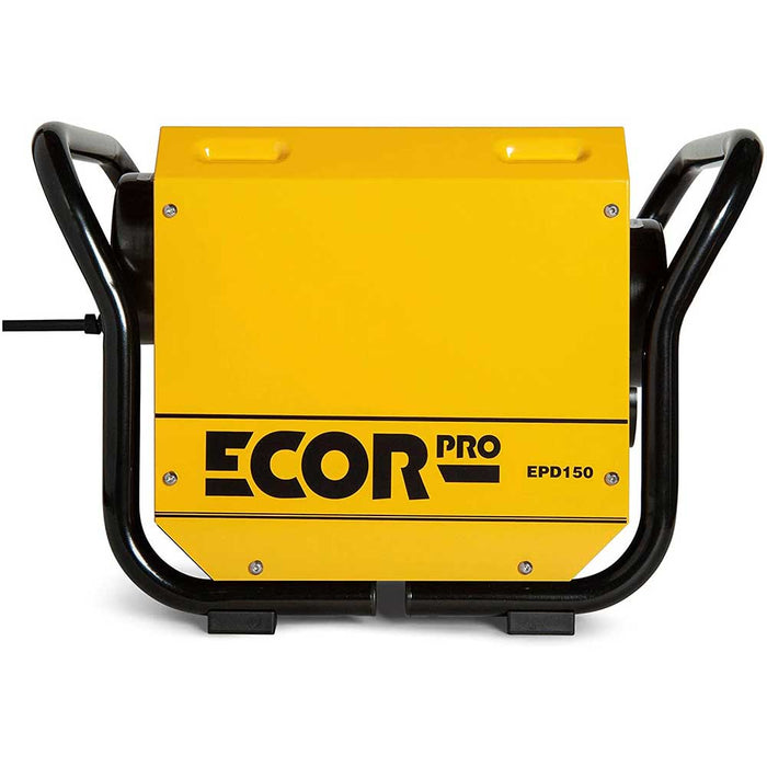 Ecor Pro EPD150 150 Pint DryFan Portable Commercial Desiccant Dehumidifier