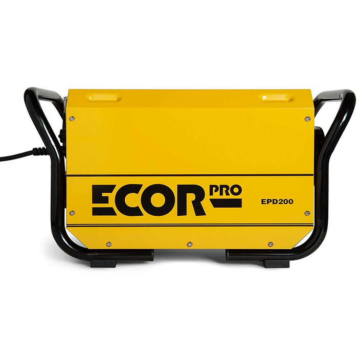 Ecor Pro EPD200 200 Pint DryFan Portable Commercial Desiccant Dehumidifier