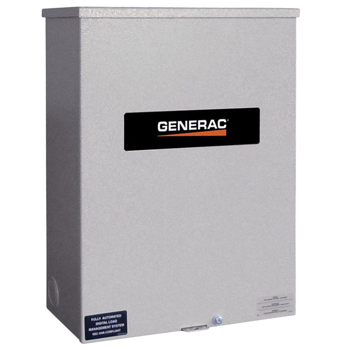 Generac RTSW200G3 120/208-volt 200-Amp 3-Phase Automatic Transfer Switch