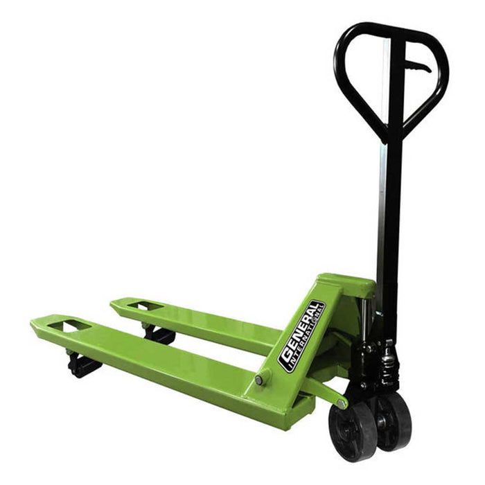General International 51-061 X1 Series Leak Proof Pallet Jack w/4400 LB Capacity
