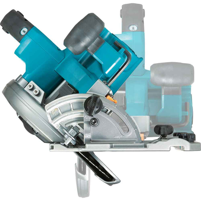 "Makita GSH02Z 40V MAX XGT 7-1/4"" Brushless Cordless Circular Saw - Bare Tool"
