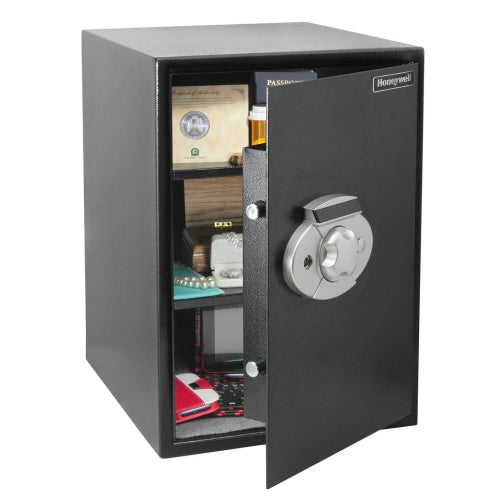 Honeywell 5207 2.7 Cu-Ft Steel Secure Digital Dial Lock Security Safe