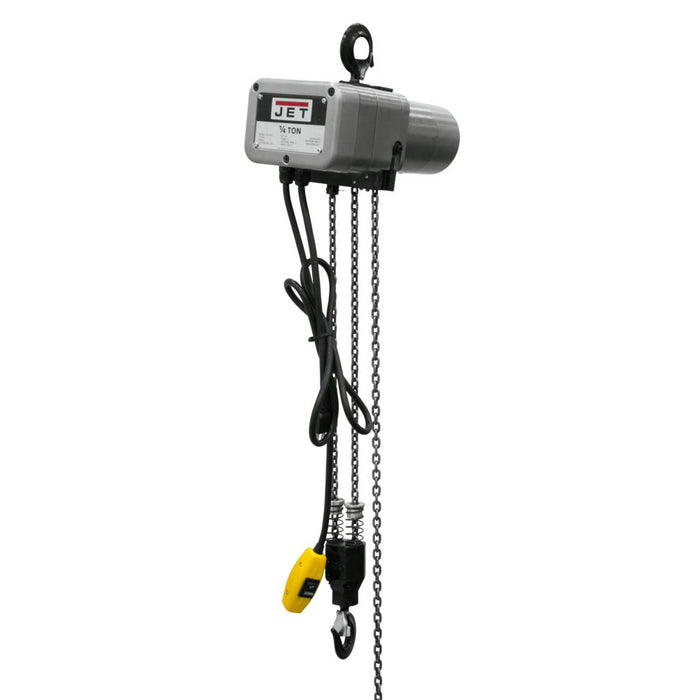 Jet JSH-550-40 115-Volt 40-Foot 1/4-Ton Heavy Duty Electric Chain Hoist - 110540