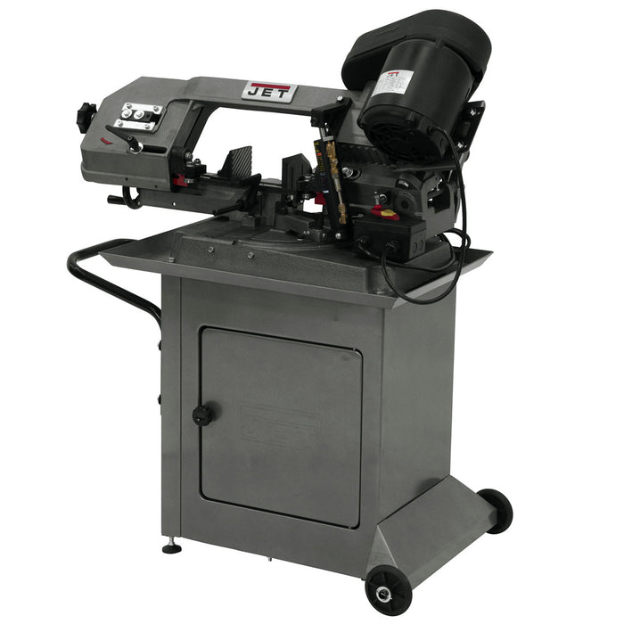 "JET HBS-56S 5"" x 6"" Swivel Head Mitering Bandsaw 115/230V 1PH - 414457"