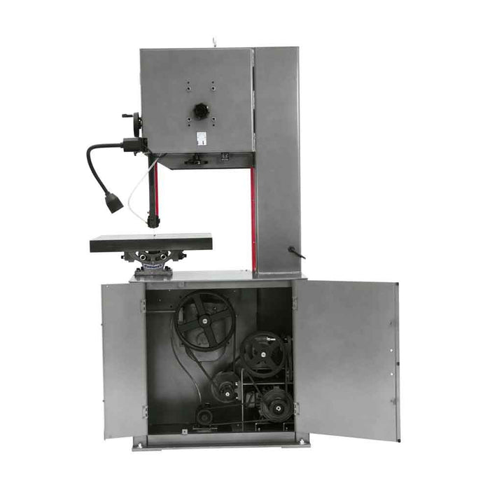 "JET VBS-2012 2-Hp 230/460V 20"" Professional Heavy Duty Vertical Bandsaw"
