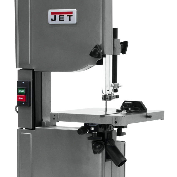 "JET J-8201K 14"" Metal/Wood Vertical Bandsaw 115/230V 1PH - 414500"