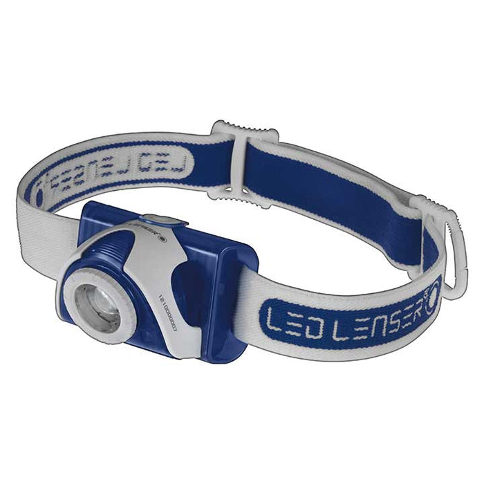 Leatherman 880305 LED Lenser Headlamp SEO7R.2 200 Lumen Rechargeable