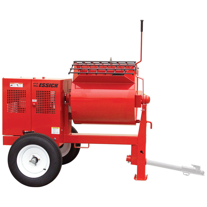 Multiquip EM70SE 1.5 HP 115/230 Volt 14-Gauge 7-Cubic Foot V-Belt Mortar Mixer