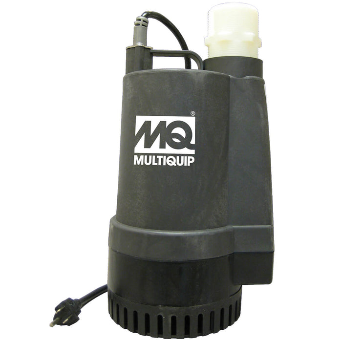 Multiquip SS233 0.5-Hp 60-Gpm 2-Inch Suction Submersible Centrifugal Pump