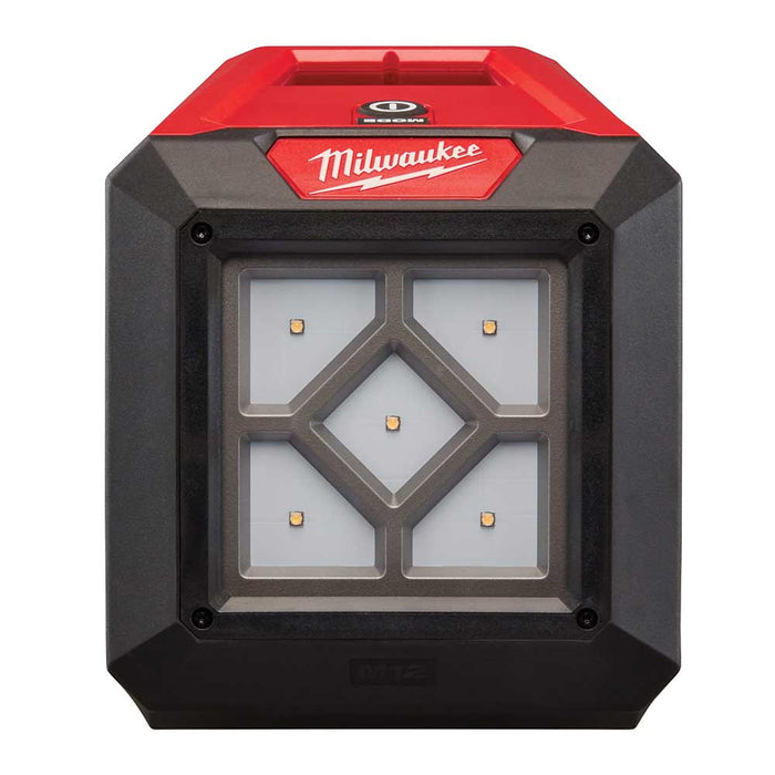 Milwaukee 2364-80 M12 12V Rover LED Cordless Compact Flood Light - Reconditioned