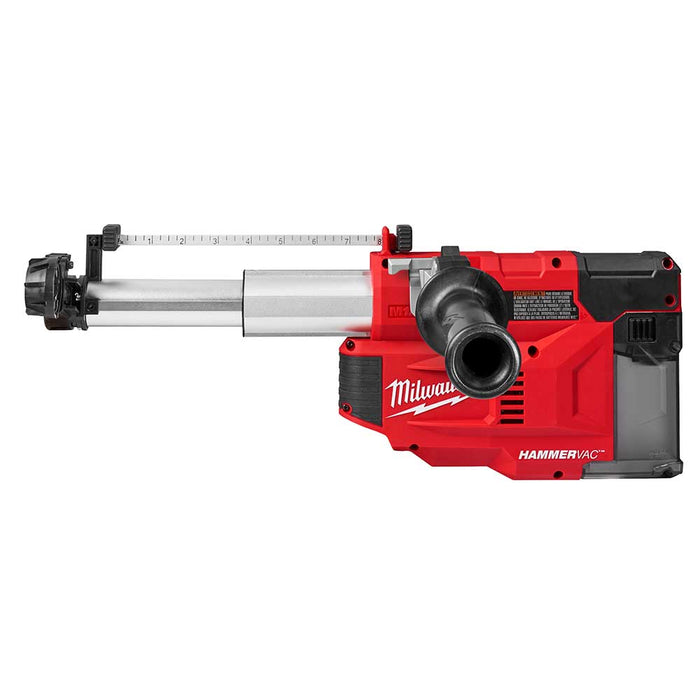 Milwaukee 2509-20 M12 12V HAMMERVAC Cordless Universal Dust Extractor -Bare Tool