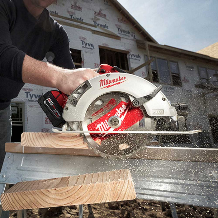 "Milwaukee 2631-80 M18 7-1/4"" Brushless Circular Saw - Bare Tool - Reconditioned"