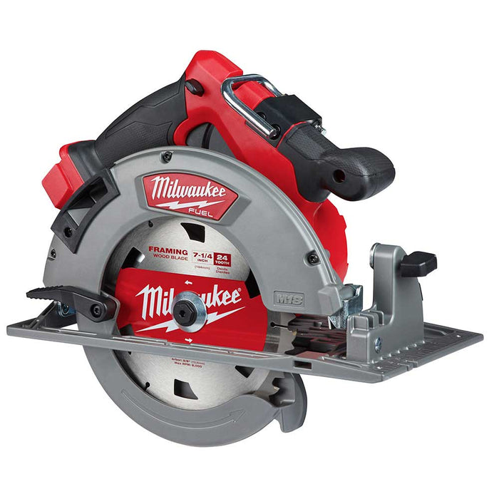 "Milwaukee 2732-80 M18 FUEL 7-1/4"" Circular Saw - Bare Tool - Reconditioned"