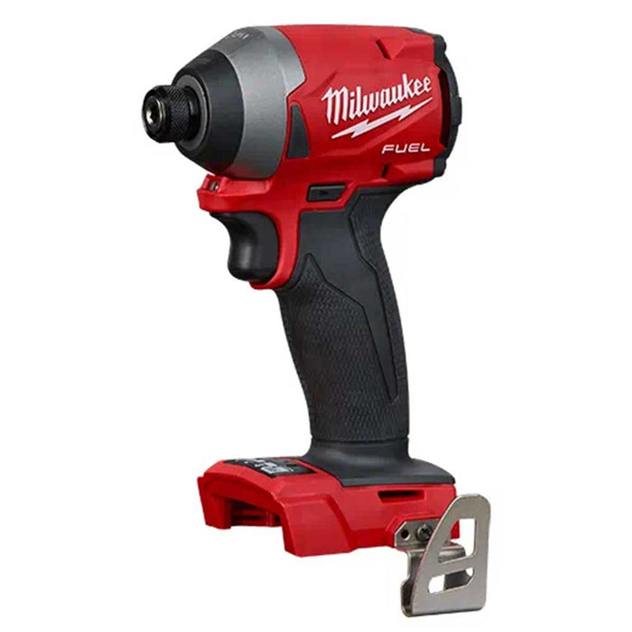 "Milwaukee 2853-22PO M18 FUEL 1/4"" Li-Ion Cordless Impact Driver/PACKOUT Kit"
