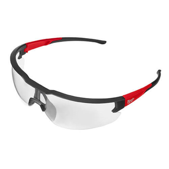 Milwaukee 48-73-2001 Durable Anti-Scratch/Fog Clear Safety Glasses