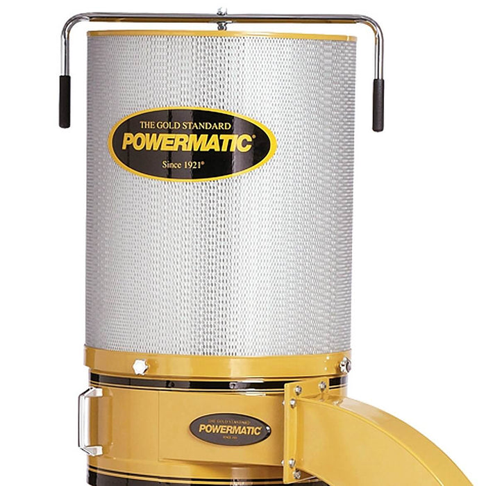 Powermatic 1791079K Dust Collection w/ Canister Kit for PM1300TX-CK 1.75HP 1PH