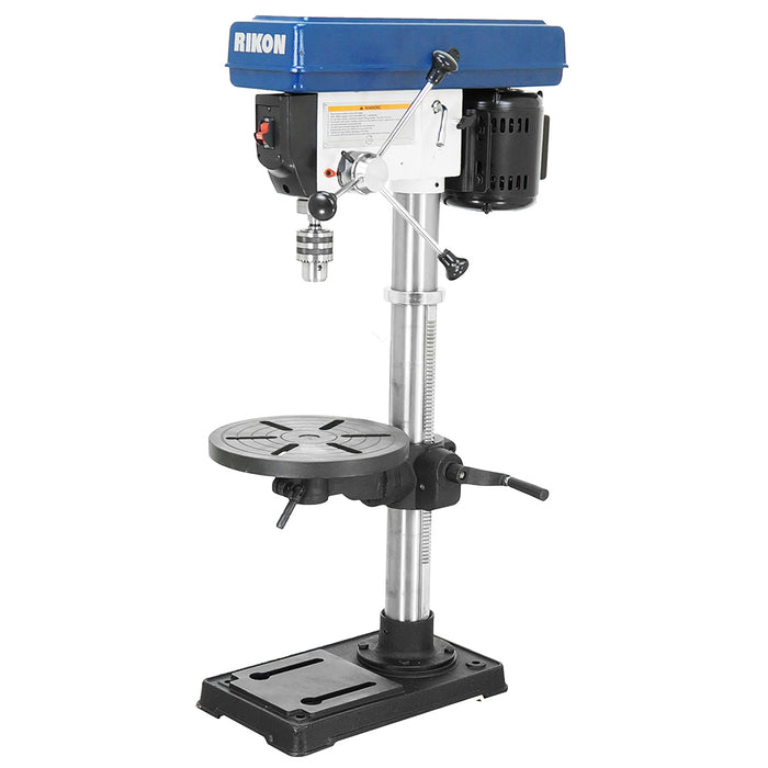 RIKON 30-120 110-Volt 13-Inch 1/2-Hp 16-Spindle Benchtop Bench Drill Press