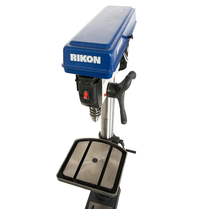 RIKON 30-230 110-Volt 17-Inch 1-Hp Heavy Duty Powerful Floor Model Drill Press