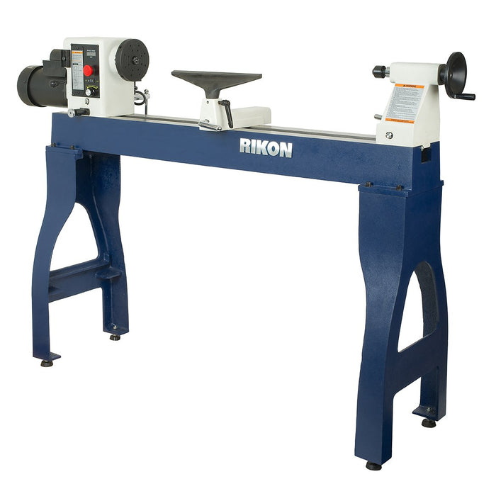 RIKON 70-305 16 x 42-Inch Variable Speed Wood Lathe w/ Sliding Head Bed