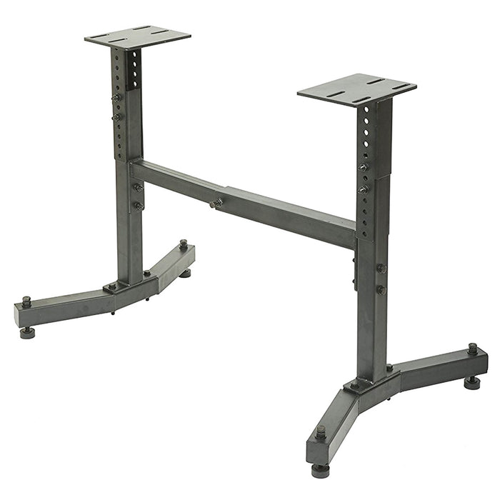 RIKON 70-920 23-1/2 - 37-1/4-Inch Steel Universal Stand for Mini and MIDI Lathes
