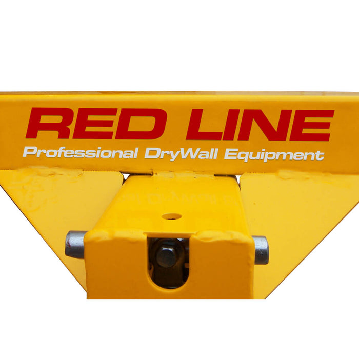 Red Line RLP9016 Professional 11' Drywall Lift Panel Hoist Tool w/ 4' Extension