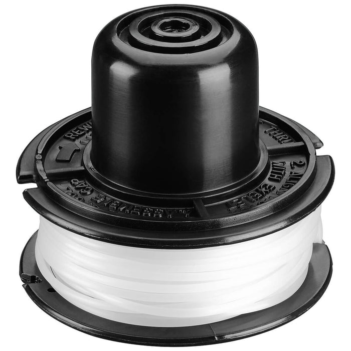 Black and Decker RS-136 Replacement String Spool for Bump-Feed String Trimmers - 0.065 in x 20 ft