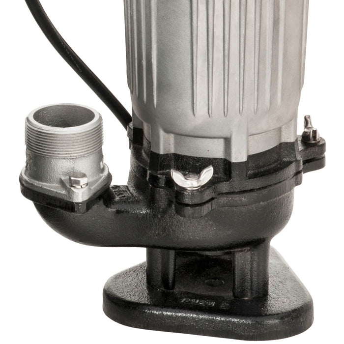 Yamaha SP20ET 1/2 HP 79 Gallon Electric Dewatering Submersible Trash Pump