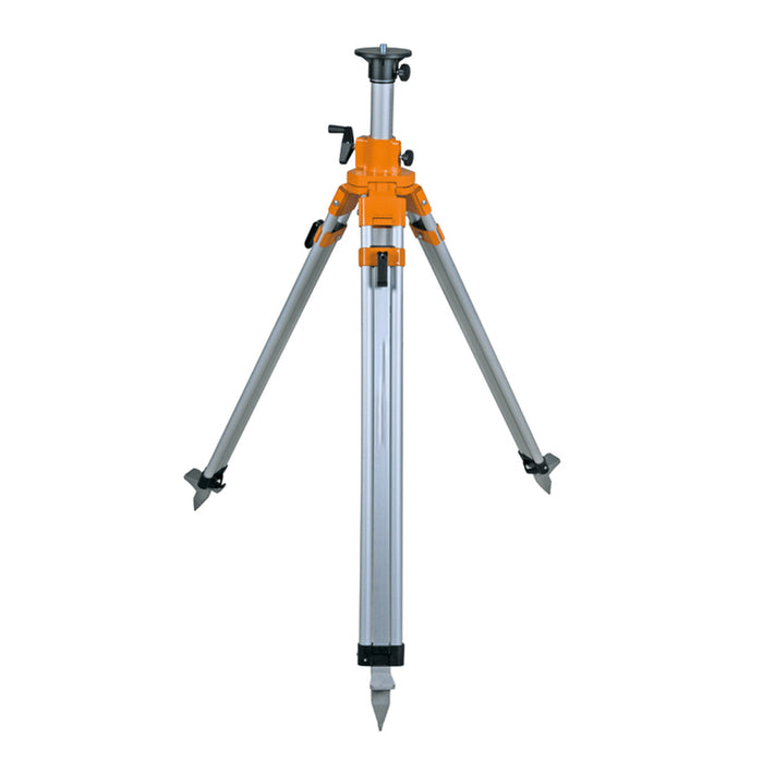 Topcon 809551 5/8 x 11-Inch Thread Aluminum Quick-Release Elevating Tripod