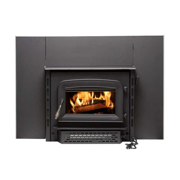 Ashley Hearth Products AW1820E 1800 Sq. Ft. Wood Stove Insert - EPA Certified