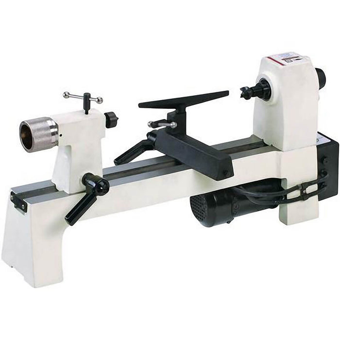 "Shop Fox W1704 8X13"" Bench-Top Wood Lathe  w/ Infinitely Variable Speed Control"