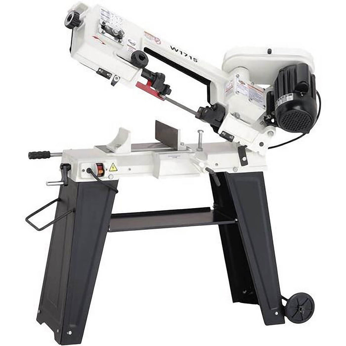 Shop Fox W1715 3/4 H.P. Portable Metal Cutting Bandsaw w/ Three Cutting Speeds