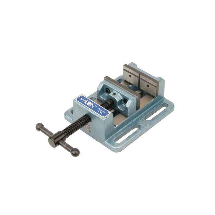 "Wilton 11744 4"" Jaw Low Profile Drill Press Vise 4"" Opening 1.5"" Depth"