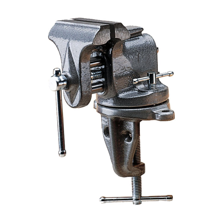 "Wilton 153 3"" Jaw Clamp-On Bench Vise 2.5"" Opening 2-5/8"" Depth - 33153"
