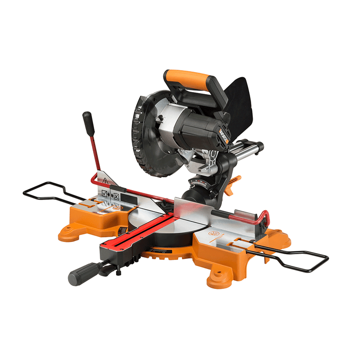 "WORX WX845L 20v 7-1/4"" Cordless Lithium-Ion Sliding Miter Saw Kit"