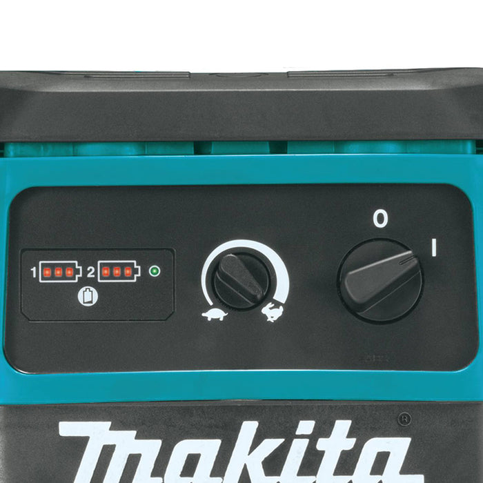 Makita XCV13PT 18V X2 36V LXT 4 Gallon Cordless/Corded Dust Extractor/Vacuum Kit