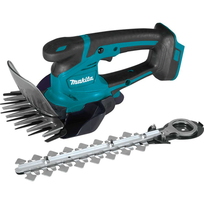 Makita XMU04ZX 18V LXT Cordless Grass Shear w/ Hedge Trimmer Blade - Bare Tool