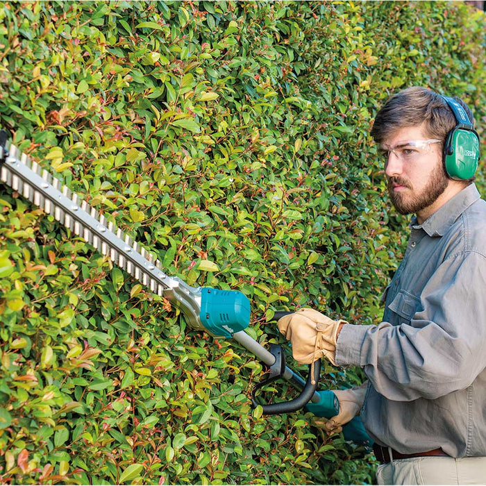 "Makita XNU02T 18V 24"" LXT Li-Ion Brushless Cordless Pole Hedge Trimmer Kit"