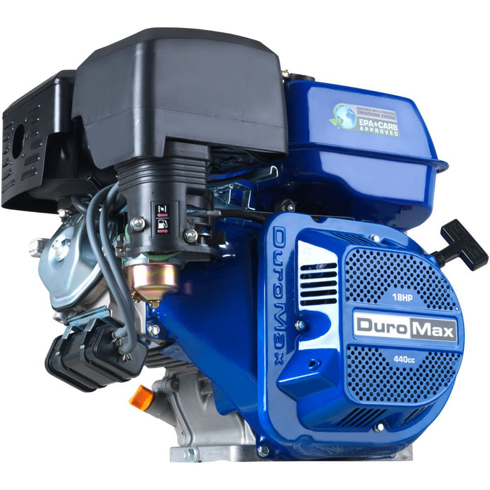 DuroMax XP18HP 440cc 18-Hp Recoil Start Horizontal Gas Powered Engine