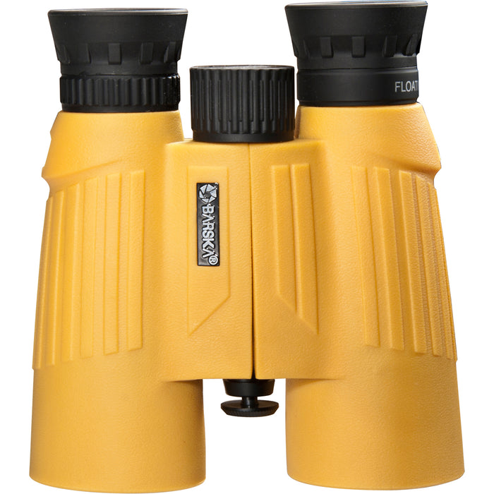 Barska AB11092 10x30 Waterproof Floatmaster Blue Lens Yellow Binoculars