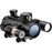Barska AC11398 1x30 Cross Dot Electro Sight Multi Rail Tactical Riflescope