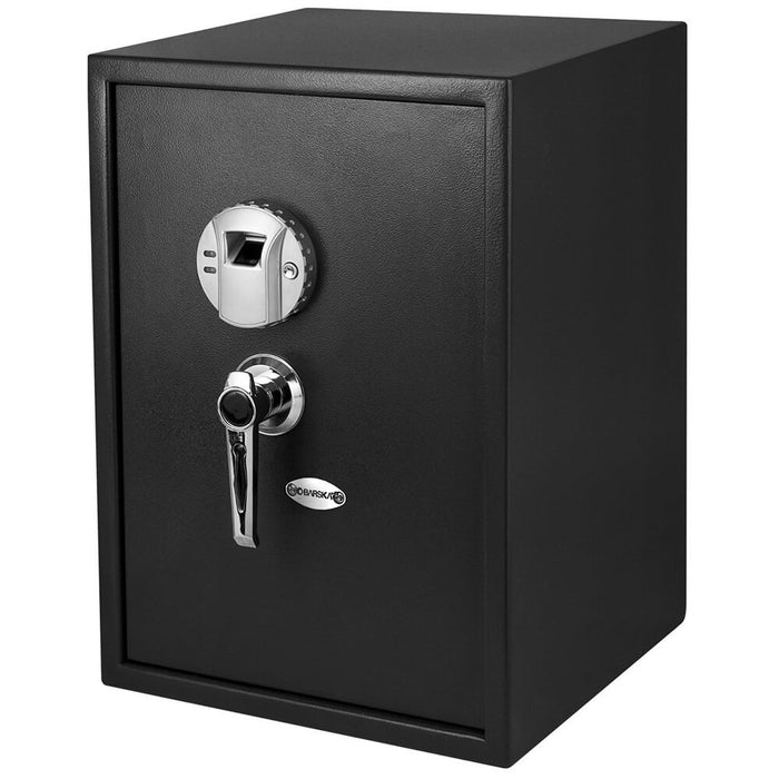 Barska Large Office Home Floorstanding Biometric Security Safe - AX11650