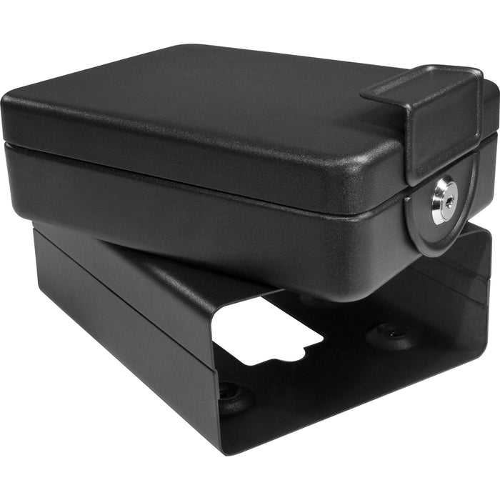 Barska AX11812 7.91-Inch Steel Compact Key Lock Box with Mounting Sleeve